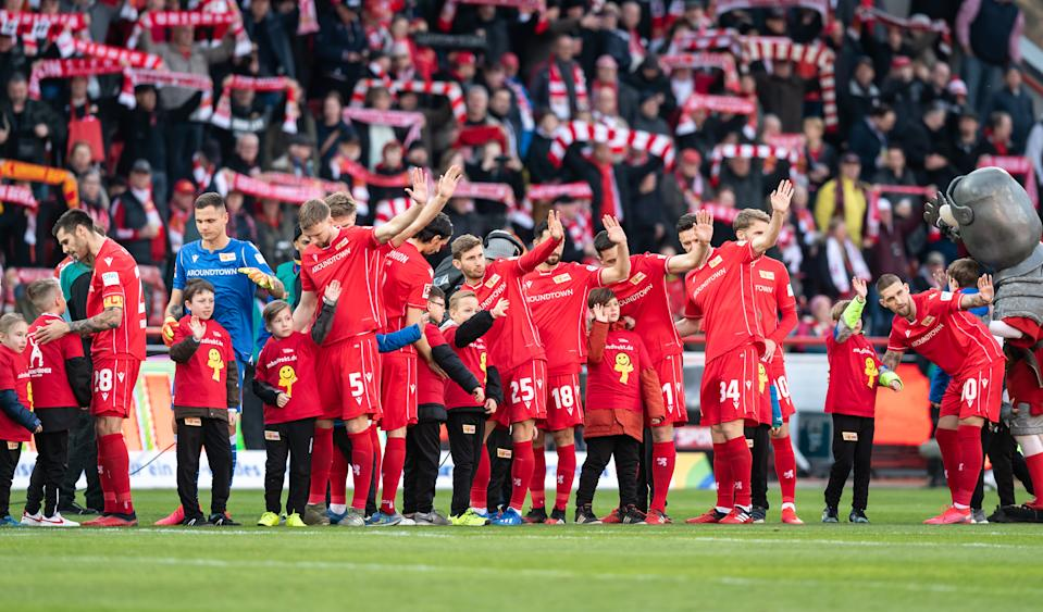 Union Berlin is a club of the people. (Photo by Mathias Renner/City-Press via Getty Images)