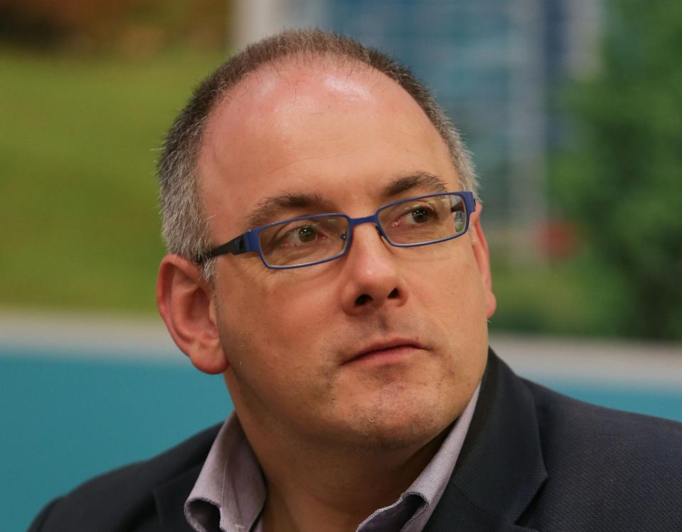 Robert Halfon, chair of the Education Select Committee. (PA)