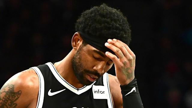 The Brooklyn Nets will be without guard Kyrie Irving for the remainder of the NBA season.
