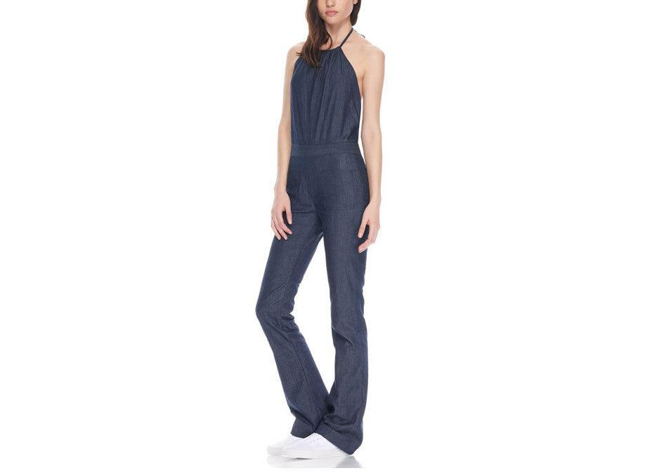 """<p>Black Friday & Cyber Monday: <br>Save 30% on select styles and browse through newly launched sale section and save up to 40-60%<br>When: 11/27 – 11/30<br>Where:<a href=""""http://3x1.us/?gclid=CNmh3qWHpckCFYeRHwod93gM1A"""" rel=""""nofollow noopener"""" target=""""_blank"""" data-ylk=""""slk:Online"""" class=""""link rapid-noclick-resp""""> Online </a></p><p>3x1 Halter Jumpsuit, $195 (was $225), <a href=""""http://3x1.us/shop-women/halter-jumpsuit-ave-c/"""" rel=""""nofollow noopener"""" target=""""_blank"""" data-ylk=""""slk:3x1.us"""" class=""""link rapid-noclick-resp"""">3x1.us</a><br><br></p>"""