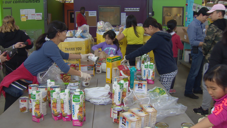 Food bank use goes up due to rising prices for housing, food, Daily Bread says