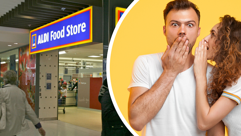 Aldi shift manager reveals insider secrets. Source: Getty