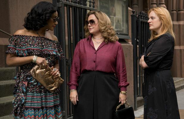 'The Kitchen' Film Review: Melissa McCarthy, Tiffany Haddish, Elisabeth Moss Lead a Mafia Misfire