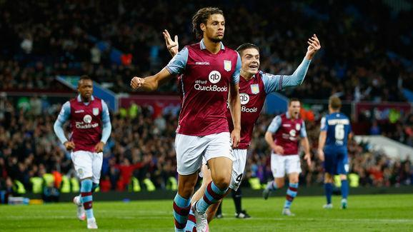 Aston Villa v Birmingham City - Capital One Cup Third Round