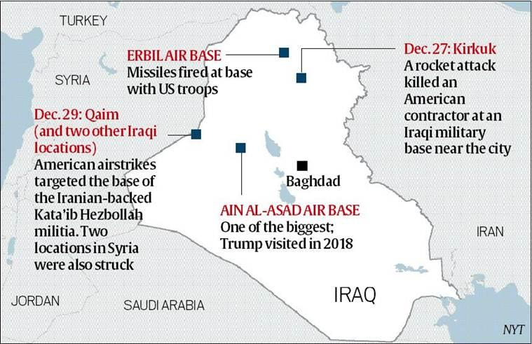 Explained: Where and how big was Iran's counterattack?