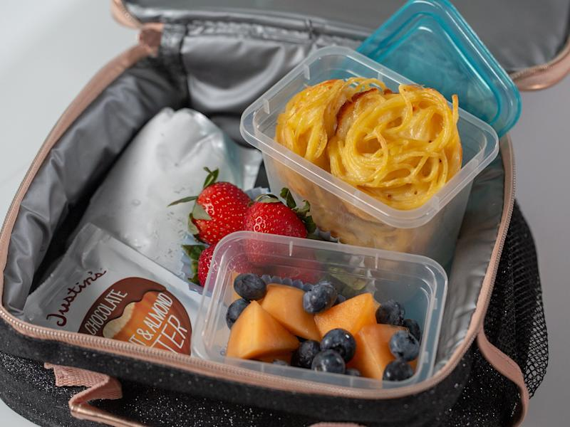 6 Super Easy Ways to Pack Lunch With Leftovers