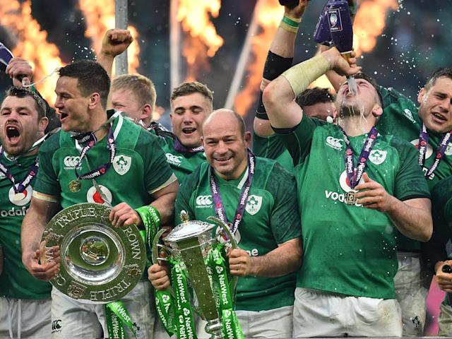 Rory Best signs new deal with Ireland and Ulster to commit to 2019 Rugby World Cup after Six Nations success