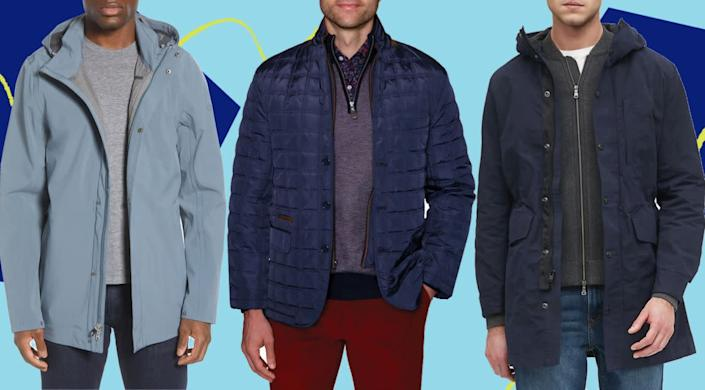 These coats will fit just right and keep the cold far, far away. (Photo: HuffPost)