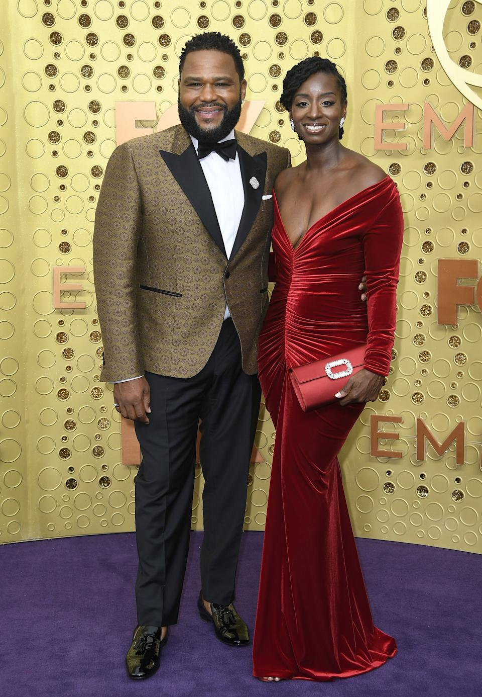 """<h1 class=""""title"""">Anthony Anderson in Isaia and Alvina Stewart</h1><cite class=""""credit"""">Photo: Getty Images</cite>"""
