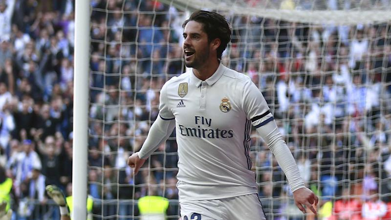 Zidane calls on Isco to sign new Real Madrid contract