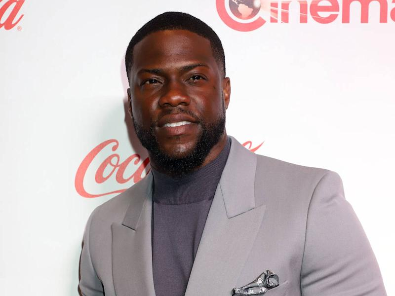 Kevin Hart returns to work following near-fatal car crash - report