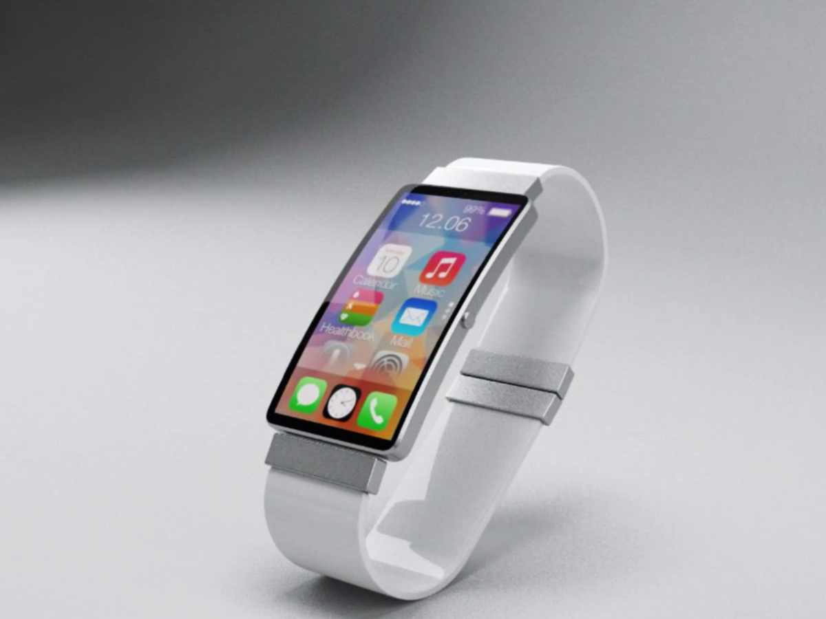 Here's why the Apple iWatch will look like nothing we've ...