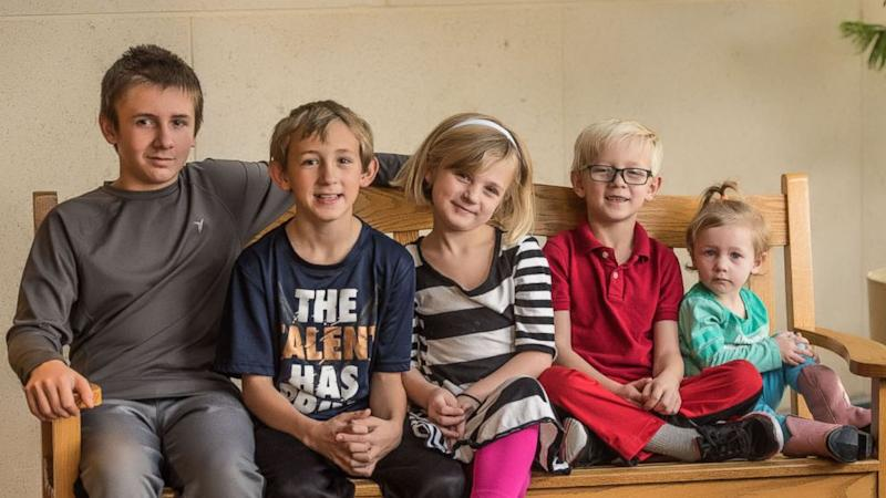 5 siblings hoping to be adopted together receive overwhelming response