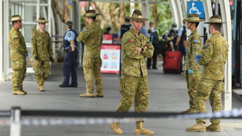 The ADF will deploy to Victoria to assist as the state fights to curb coronavirus outbreaks