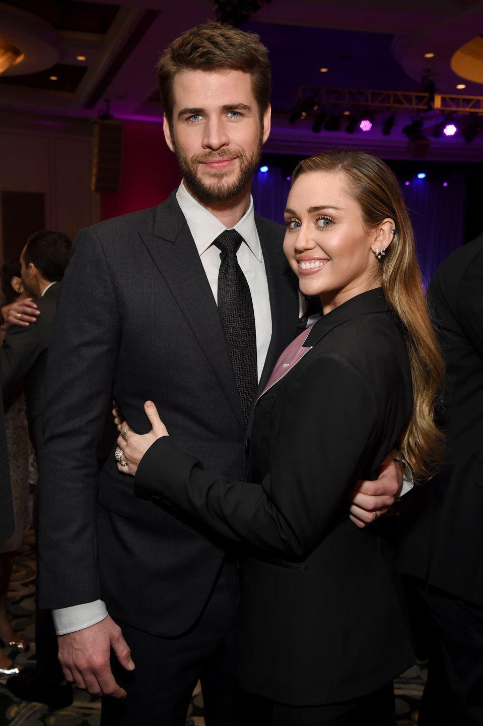 Miley Cyrus Explains Why She Initially Struggled Letting Go Of Liam Hemsworth And Their Relationship