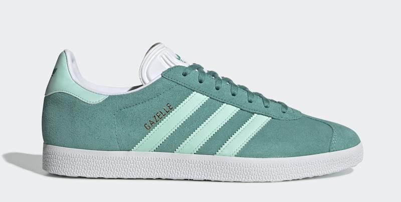 5 Stylish Green Adidas Sneakers That Are Perfect to Wear With Your St.  Patrick s Day Outfit 6bc6d57c8