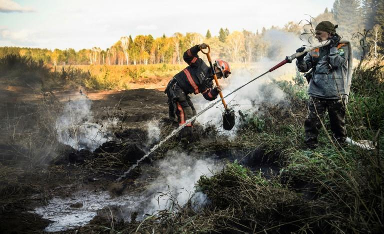 Scientists say Siberia and the Arctic are especially vulnerable to climate change and have recorded startlingly high temperatures and worsening forest blazes