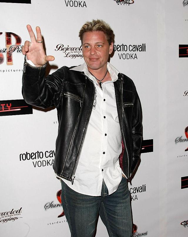 Corey Haim at a Hollywood event a year before his death in 2010. (Photo: Michael Buckner/Getty Images)