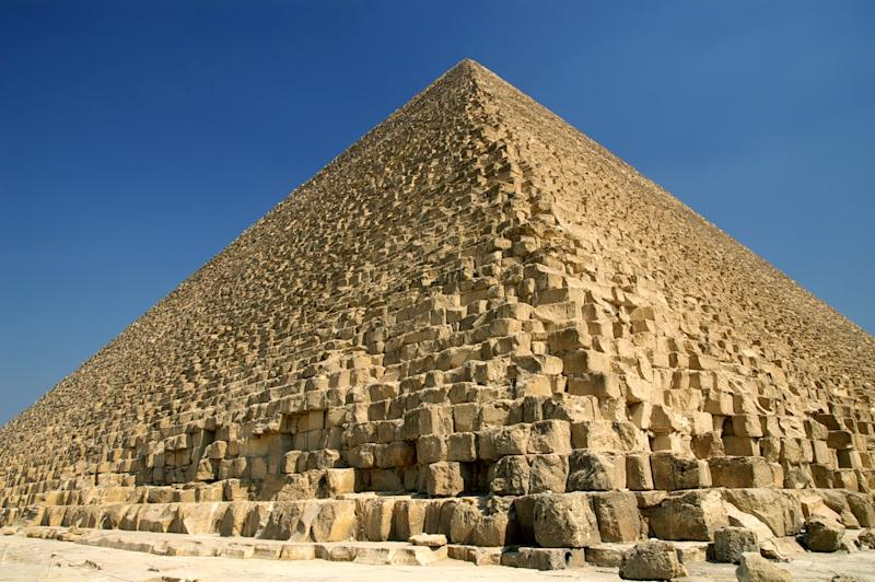 Great Pyramid 'can concentrate electromagnetic energy', new