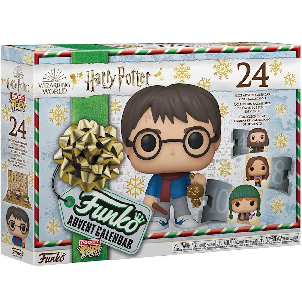 Gather Your Galleons, Wizards! A New Harry Potter Funko Pop Advent