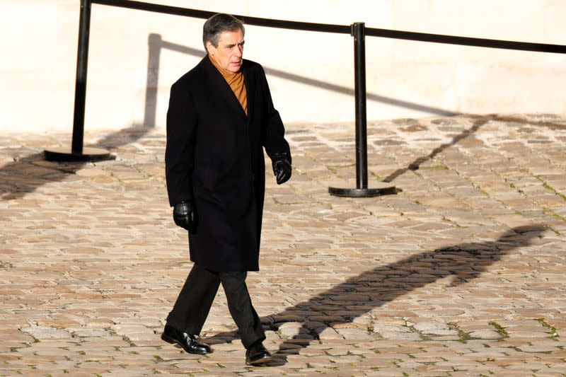 Trial to begin of former French PM Fillon over fake jobs scandal
