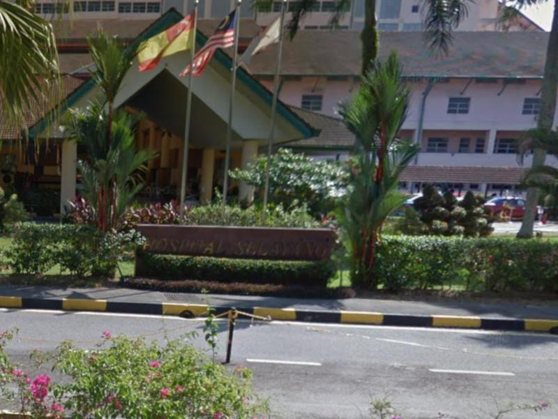 Selangor State Health Department director Datuk Indera Dr Sha'ari Ngadiman said neither the hospital nor its staff were involved in a fundraising initiative which was circulated on WhatsApp on July 7, indicating that there was a shortage of oxygen supply at the hospital. — Screen capture via Google Maps