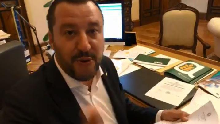 Salvini ora frena: