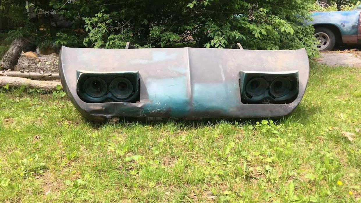 1970 Plymouth Superbird Project Up For Sale on Craigslist