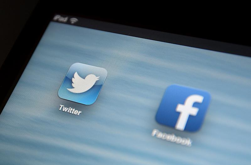 <p>Some of those involved in the study reported using social media for as much as eight hours a day for non-work related purposes.</p>