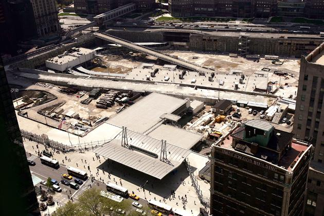 Safety Issues And Political Conflict Delay Rebuilding Of Ground Zero