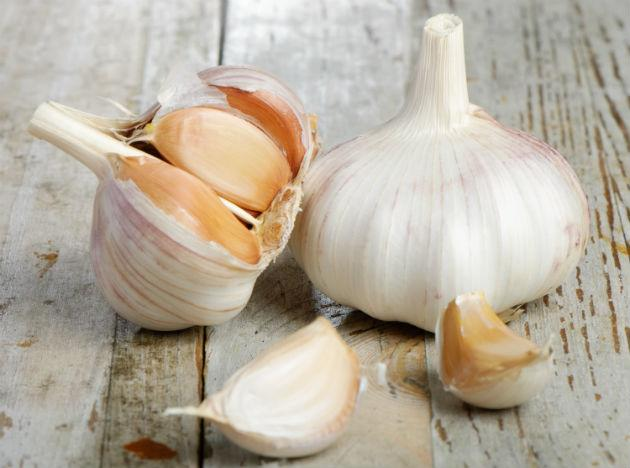 <b>Garlic </b>More than just a dash of garlic adds more than just flavour to your regular cooking. Whether it is Indian or continental cuisine, use this food to greatly enhance the culinary experience.