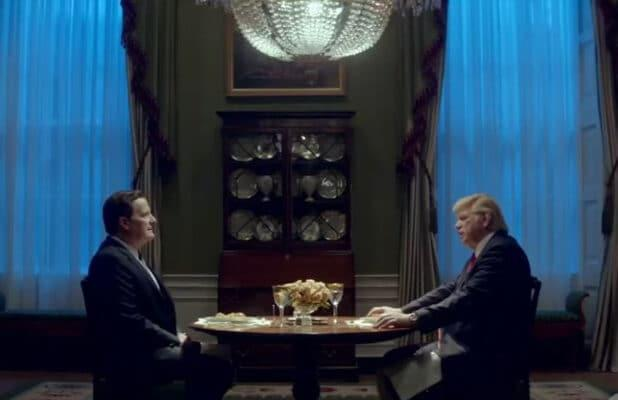 'The Comey Rule' Trailer Promises Viewers Only Know 'Half' of the Trump-2016 Election Story (Video)