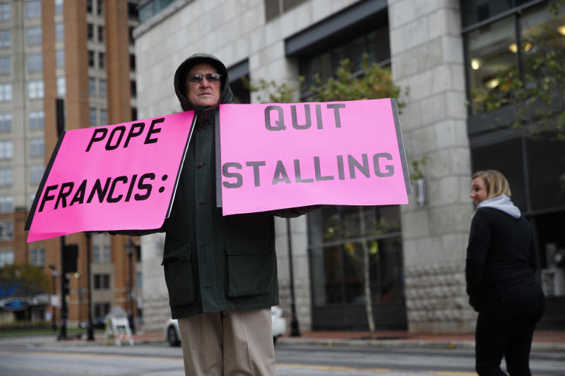 Catholic bishops' meeting nears end, no vote on abuse plan