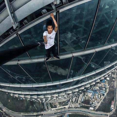 <span>The former movie stuntman had one million followers on the Chinese Internet and was well known for fearlessly scaling towering skyscrapers without any safety equipment</span>