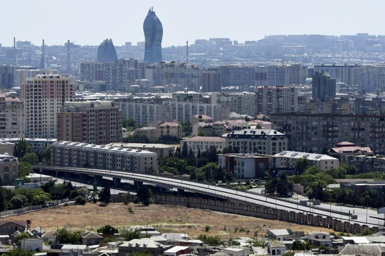Travel to or from Azerbaijan's capital Baku remains tightly locked down