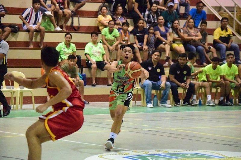 GLA Knights sweep elims