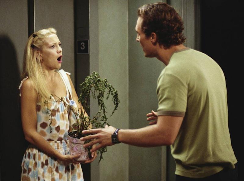 Kate Hudson, Matthew McConaughey, How To Lose A Guy In 10 Days - 2003
