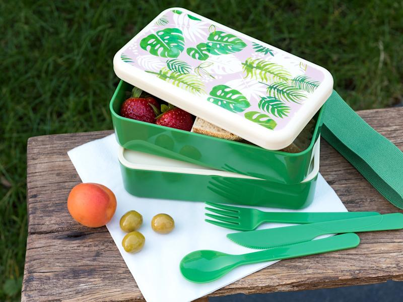 Be the envy of the office with these top lunch box picks: Rex London