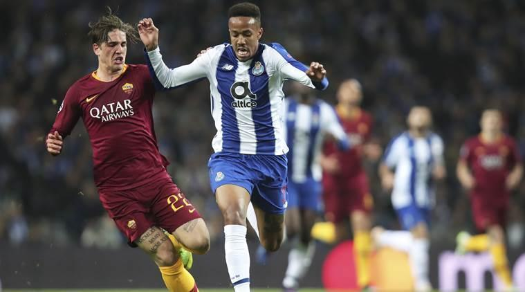 Eder Militao had been playing with Porto since signing from Brazilian club Sao Paulo at the beginning of this season. (AP)