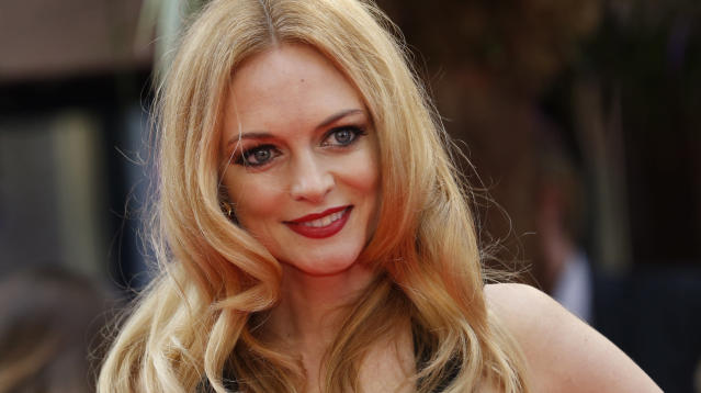 Heather Graham Says Weinstein Implied She Had To Trade Sex For A Film Role