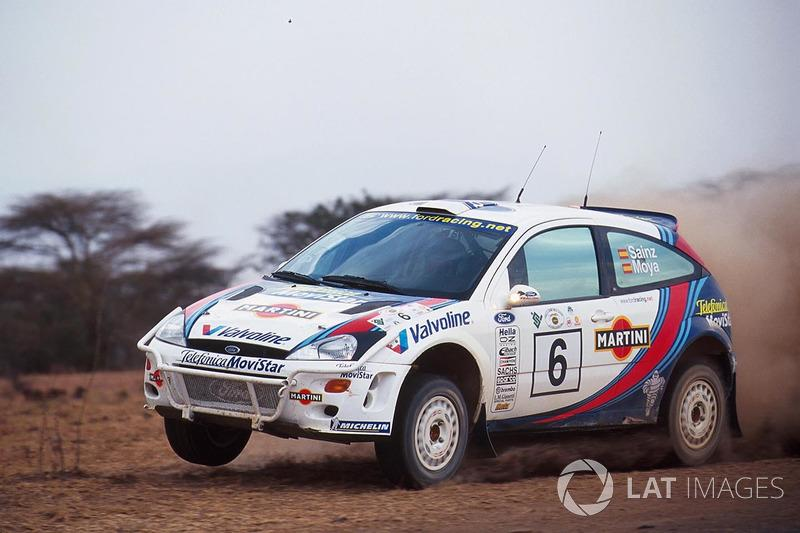 "5. Rally de Chipre 2000: 64,11 km/h<span class=""copyright"">Sutton Motorsport Images</span>"