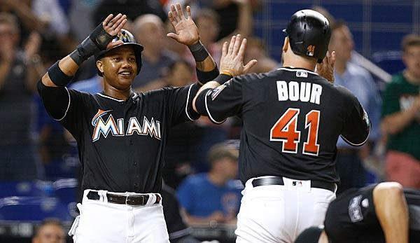 MLB: Miami Marlins schlagen Pittsburgh Pirates in verrücktem Spiel