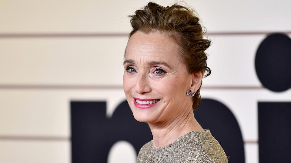 Despite being known for her stylish red carpet ensembles, Kristin Scott Thomas didn't impress Susannah Constantine with her gym gear! (Image: Getty Images)