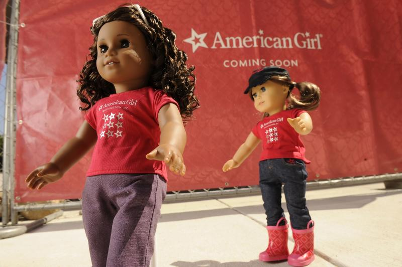 American Girl Dolls Can Be Worth Big Money on the Resale Market