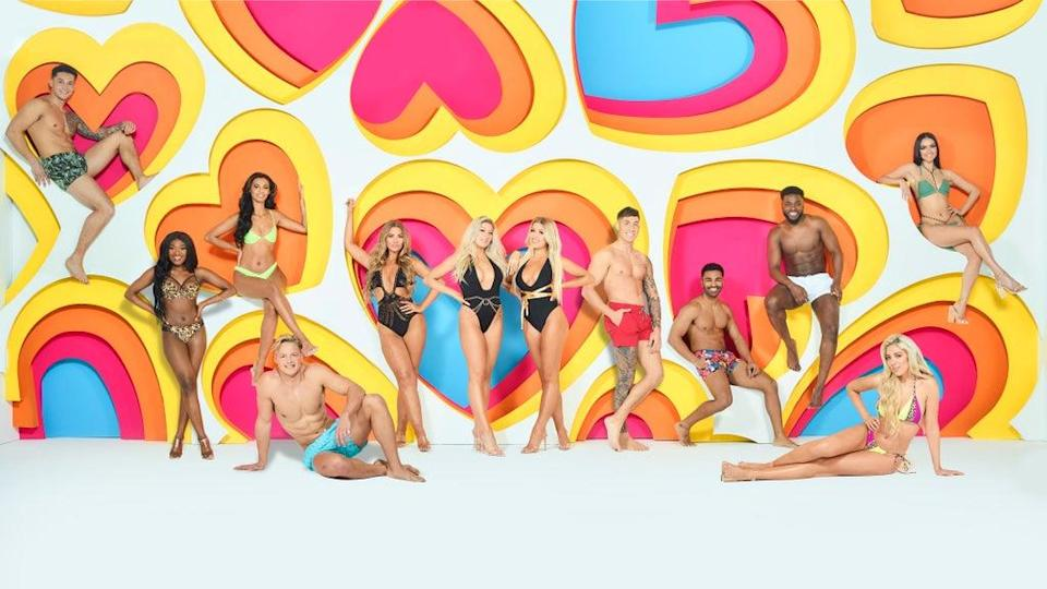 Love Island broadcaster ITV is set to drop out of London's top index (Joel Anderson/ITV/PA) (PA Media)