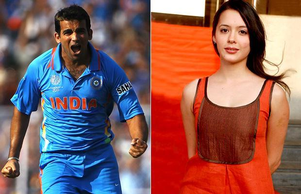 Unlike his collegeues, Zaheer Khan has been linked up to just one actress. Isha Sharvani. Isha had made her debut in 'Kisna' but her acting career was not going anywhere when she met Zaheer who totally bowled her over. A break up and reuion in 2011, and now we hear they are going to tie the knot.