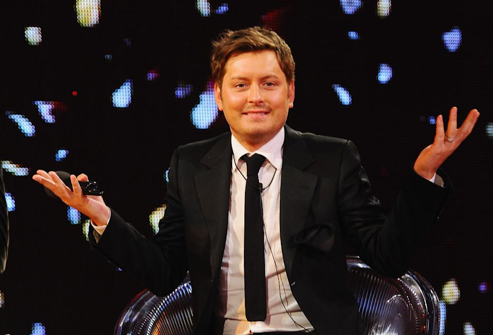 Brian Dowling wins the final of Ultimate Big Brother on September 10, 2010 in Borehamwood, England.  (Photo by Ian Gavan/Getty Images)