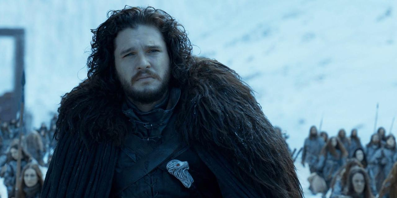 """<p>As of the 2019 Emmy Awards, Kit Harington has still not watched the final season of <em>Game of Thrones</em>. He said in a red carpet interview that that's how he's dealing with the """"controversy"""" surrounding the show's last chapter. </p><p>""""I haven't seen the final season, but I know what it took to shoot it,"""" <a href=""""https://www.esquire.com/entertainment/tv/a29188203/kit-harington-game-of-thrones-final-season-emmys-2019-controversy-fans/"""" target=""""_blank"""">he said</a>. </p>"""