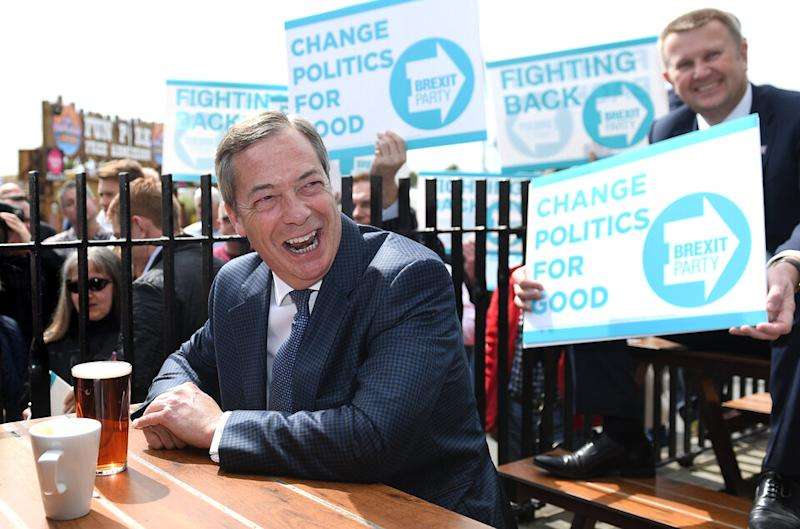 Nigel Farage is a 'formidable' campaigner says Esler, but he is a 'talker not a doer'.