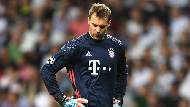 Manuel Neuer's broken metatarsal will rule him out of Bayern Munich's bid to complete a Bundesliga and DFB Pokal double.